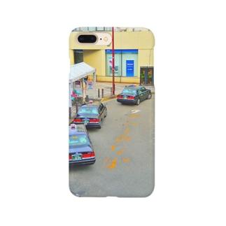 タクシー乗り場 Smartphone cases