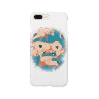 ひょっとこ Smartphone cases