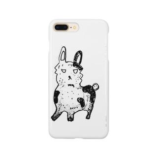 うさ子 Smartphone cases