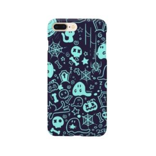ハロウィンスマホケース Smartphone cases
