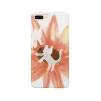 flower cats Smartphone cases