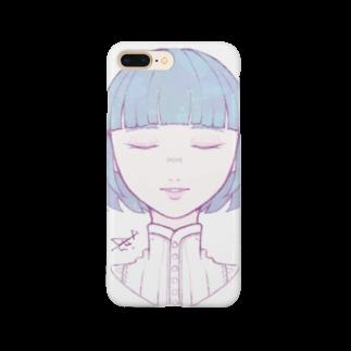 Nautilus.のスマホケースtype:beta Smartphone cases