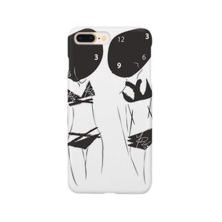 時を書ける少女 Smartphone cases