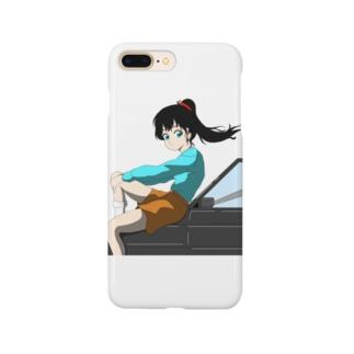 こたぱの私を、 Smartphone cases