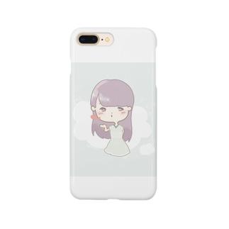 ぱすてる Smartphone cases