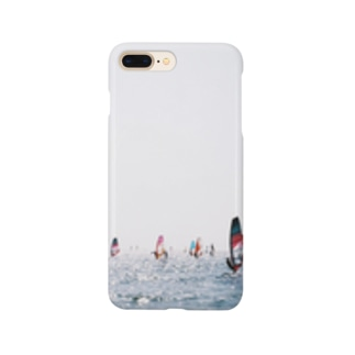 windsurfing Smartphone cases