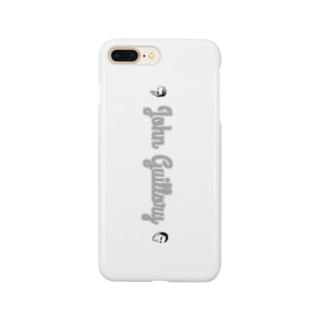 ギロリー縦ロゴ Smartphone cases