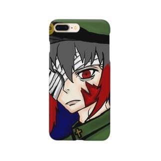 軍人さん Smartphone cases