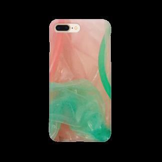lrdlkのゴム Smartphone cases