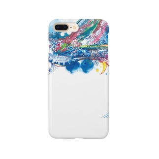 toitoitoi ブランニューケモノロード Smartphone cases