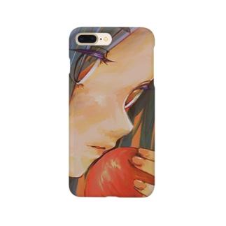 少女とりんご Smartphone cases