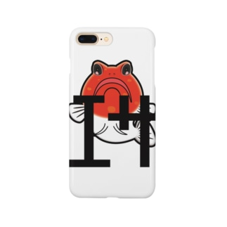 ジョー様の気持ち(オレンジver.) Smartphone cases