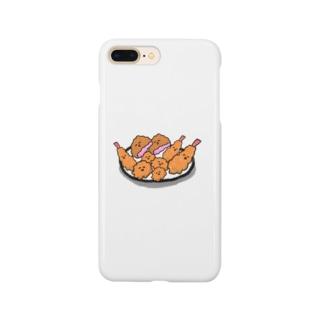 あげものさんズ Smartphone cases