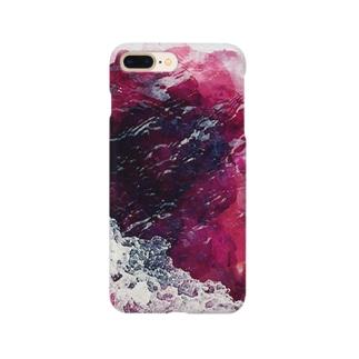 薄氷ベリー Smartphone cases