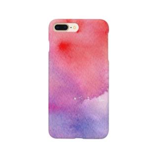 ジワジワ Smartphone cases