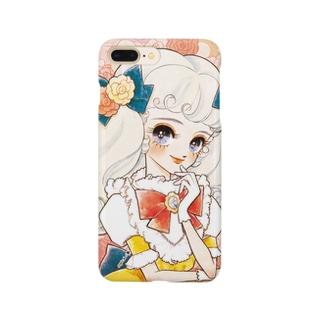ロマンチックガール Smartphone cases
