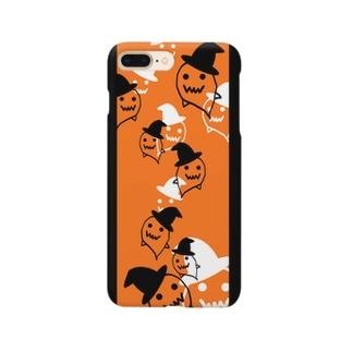 おばけ大集合★ Smartphone Case