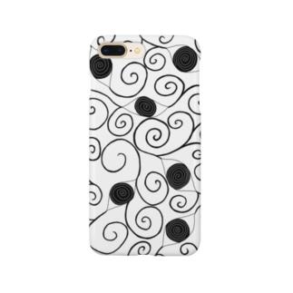 つる Smartphone cases