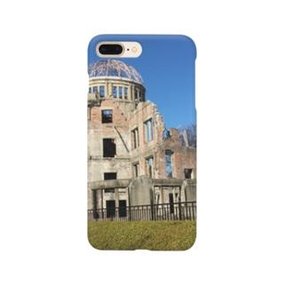 原爆ドーム Smartphone cases