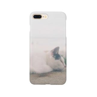 ねこちゃん Smartphone cases