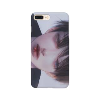 【朝】 Smartphone cases