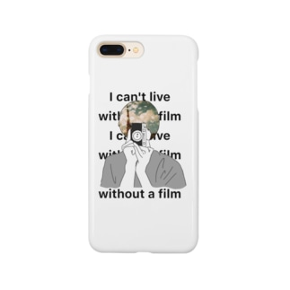 I can't live  without a film Smartphone cases