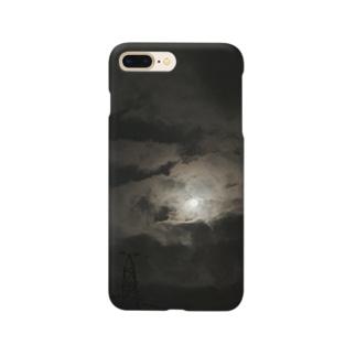 荒野の夜空 Smartphone cases