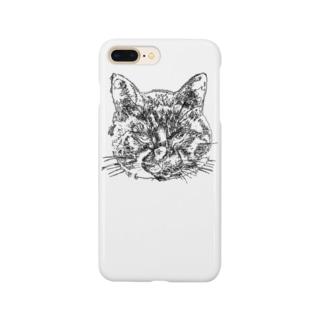 いかちー猫 Smartphone cases