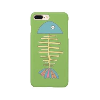 魚の食べ方 Smartphone cases