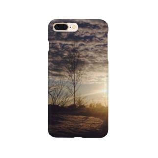 Golden hour Smartphone cases