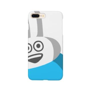 ウザギさん Smartphone cases