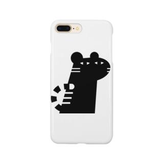 ANIMALシリーズ とら Smartphone cases