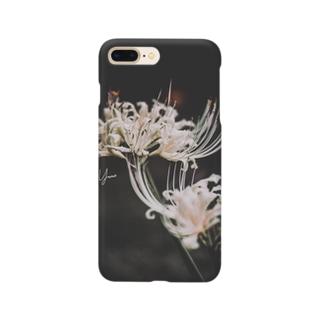 【花途夢】リコリス Smartphone cases