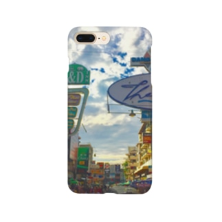 ぜったいぜったいタイに行きたい。🇹🇭 Smartphone cases