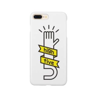 ハイタッチ Smartphone cases