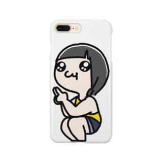 カンチョー Smartphone cases