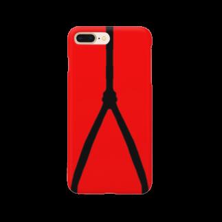 はーくゆ🐧の縄 Smartphone cases