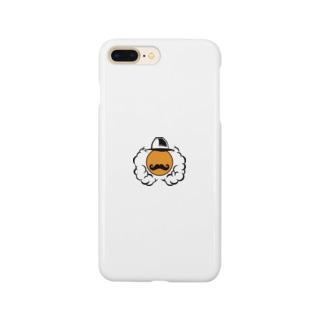めだまやきおじさん Smartphone cases