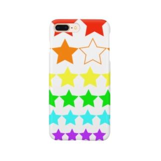 スターシリーズ Smartphone cases