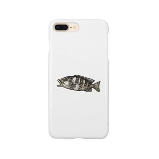 魚、アカハタ。 Smartphone cases