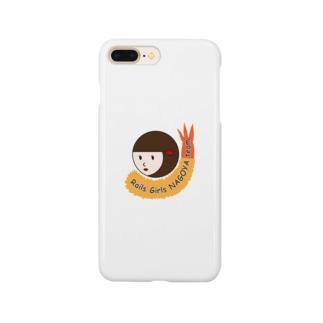RailsGirlsNagoyaチームマスコットグッズ Smartphone cases