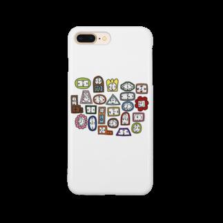 U うーのチクタク チクタク ボーンボーン Smartphone cases