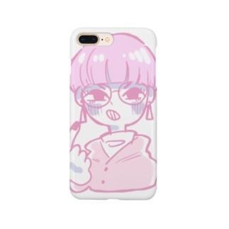 アタシちゃん Smartphone cases