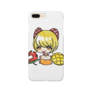 ドラミちゃん Smartphone cases