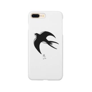 燕(ツバメ) Smartphone cases
