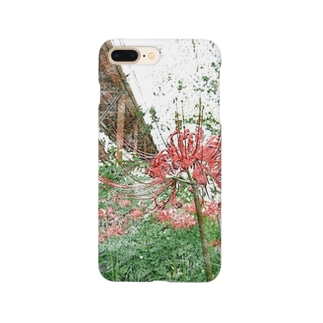 曼珠沙華(カラー) Smartphone cases