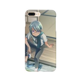 【縁側】iPhoneスマホケース Smartphone cases