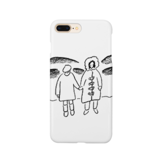 oyasmurのごうごう Smartphone cases