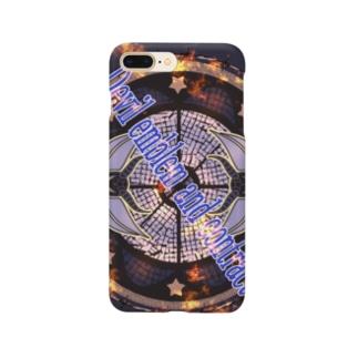 悪魔の紋章と契約 Smartphone cases