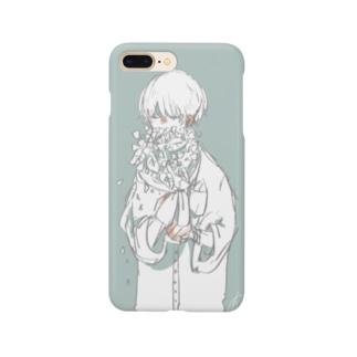 紫陽花くん Smartphone cases